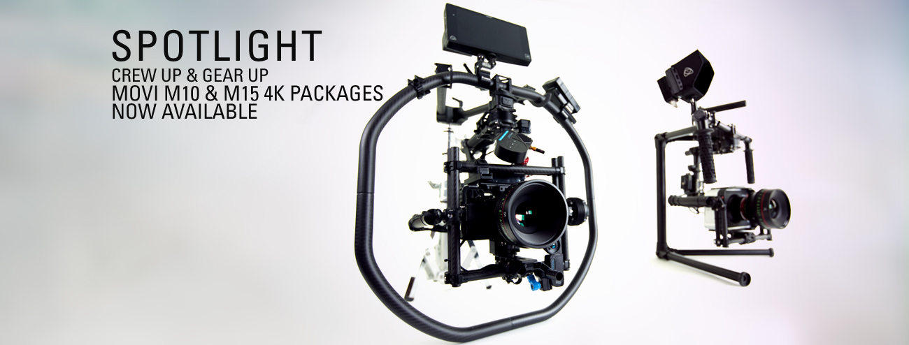 Camera Crews and Gear: Freefly Movi